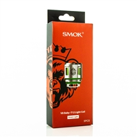 SMOK TFV12 Baby Prince V8-T12 Green Light Replacement Coil Head - Vapor Lounge