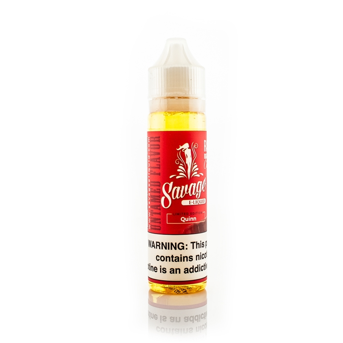 Limited Edition Harley Quinn High VG Vape Juice by Savage