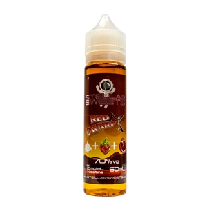 Stellar Sweets Red Dwarf E-Liquid - 60mL eJuice Bottle | Vapor Lounge
