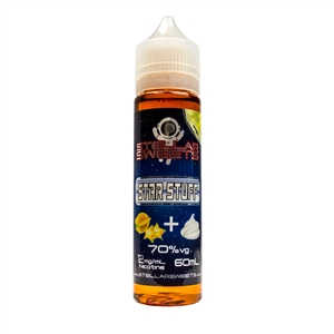 Stellar Sweets Star Stuff E-Liquid - 60mL eJuice Bottle | Vapor Lounge