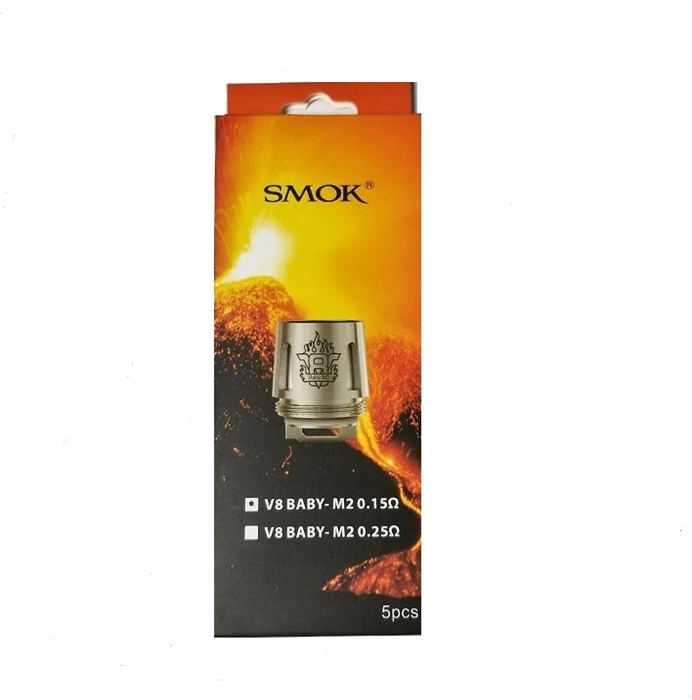 Smok Stick V8 Baby Replacement M2 Sub Ohm Vape Coils