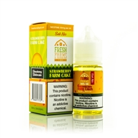 Strawberry Farm Cake Salt Nic 30mL by Fresh Farms E-Liquids - Vapor Lounge