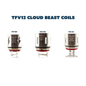 SMOK TFV12 Cloud Beast King Sub-Ohm Replacement Vape Coils | Vapor Lounge®