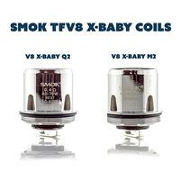 SMOK TFV8 X Baby Sub-Ohm Replacement Coils (3 Pack ) - Vapor Lounge