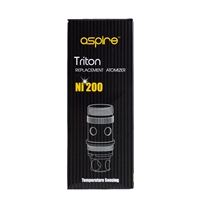 Triton Sub Ohm Replacement E-cigarette Coils - 5 Pack | Vapor Lounge