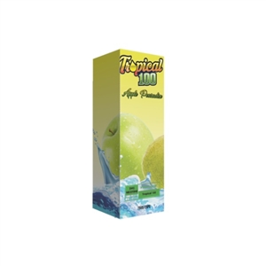 Tropical 100 Apple Pearadise - Vapor Lounge