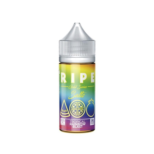 Ripe Collection Tropical Rainbow Blast - 30mL Salt Nic Vape Juice | Vapor Lounge®