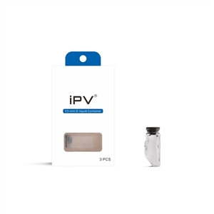 iPV V3-Mini e-Liquid Auto-Squonk Tank - OEM Replacement Accessories | Vapor Lounge®