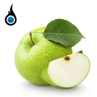 Apple Flavored Premium E-Cig High PG eLiquid - 10mL Vape Juice Bottle | Vapor Lounge®