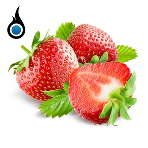Scrumptious Strawberry Flavored eLiquid - 10mL Premium Vapor Lixir - Vapor Lounge
