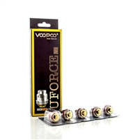 VOOPOO UForce Replacement Vape Coils (5 Pack) - Replacement Vape Coils
