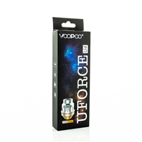 Voopoo Uforce U4 Replacement Vape Coils (5 Pack)
