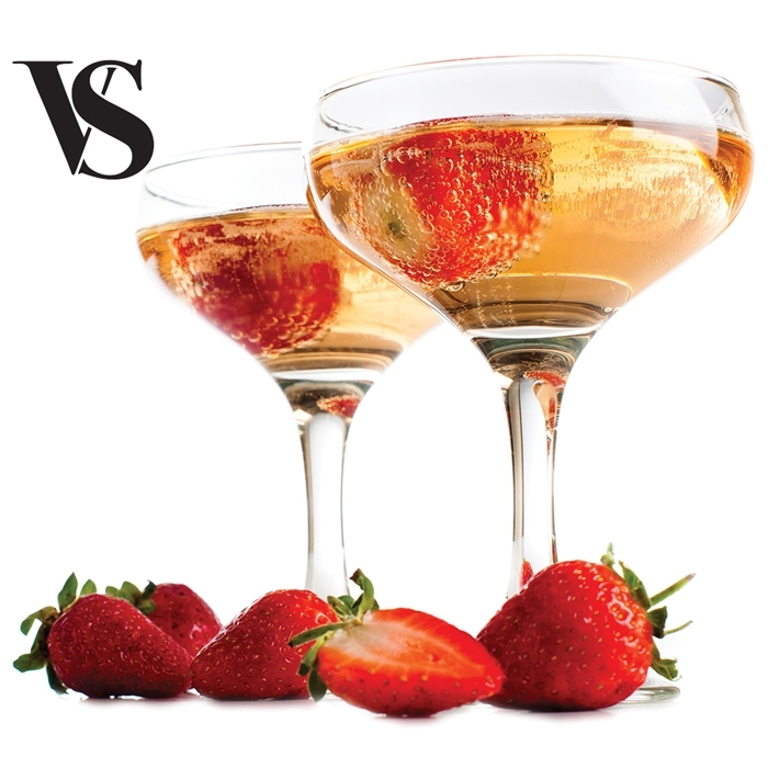 Pictures Of Strawberries And Champagne