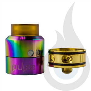 PULSE 24 BF RDA BY VANDY VAPE & TONY B. - RDA Rebuildable Atomizer | Vapor Lounge