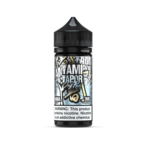 Icy Trio Vape Juice by Yami Vapor - 100mL E-Liquid Bottle | Vapor Lounge