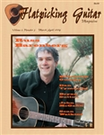 Flatpicking Guitar Magazine, Volume 2, Number 3, March / April 1998 -  Russ Barenberg
