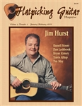 Flatpicking Guitar Magazine, Volume 3, Number 2, January / February 1999 - Jim Hurst