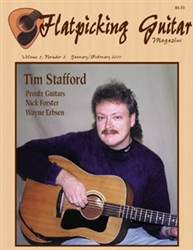 Flatpicking Guitar Magazine, Volume 5, Number 2, January / February 2001