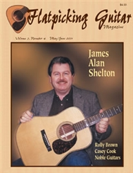 Flatpicking Guitar Magazine, Volume 5, Number 4, May / June 2001