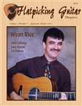 Flatpicking Guitar Magazine, Volume 5, Number 6, September / October 2001