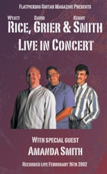Grier, Rice & Smith Live in Concert! DVD