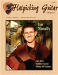 Flatpicking Guitar Magazine, Volume 7, Number 2, January / February 2003