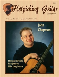 Flatpicking Guitar Magazine, Volume 8, Number 6, September / October 2004