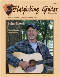 Flatpicking Guitar Magazine, Volume 13, Number 2 January / February 2009