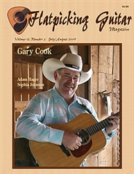 Flatpicking Guitar Magazine, Volume 13, Number 5 July / August 2009