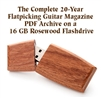Flatpicking Guitar Magazine Complete 20-Year PDF Archive