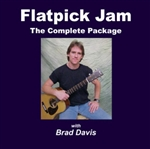Flatpick Jam: The Complete Package, Volumes 1-4 & Special Edition Tunes DVD-ROM