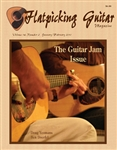 Flatpicking Guitar Magazine, Volume 14, Number 2 January / February 2010