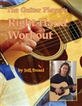 The Guitar Player's Right Hand Workout Book/CD By Jeff Troxel