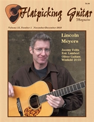 Flatpicking Guitar Magazine, Volume 15, Number 1 November / December 2010