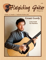 Flatpicking Guitar Magazine, Volume 15, Number 6 September / October 2011