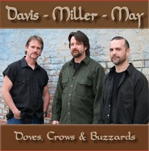 Doves, Crows & Buzzards CD - Davis Miller May