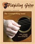 Flatpicking Guitar Magazine, Volume 16, Number 5 July / August 2012