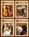 Flatpicking Guitar Magazine Back Issue Fundamentals Package