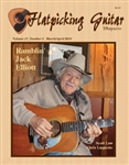Flatpicking Guitar Magazine, Volume 17, Number 3