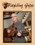 Flatpicking Guitar Magazine, Volume 17, Number 6