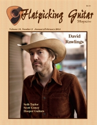 Flatpicking Guitar Magazine, Volume 18, Number 2