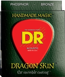 DR Dragon Skin Strings - Medium/Light Gauge