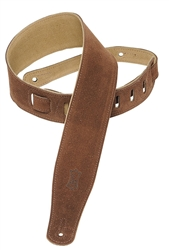 Levy's Leathers 2.5-inch Leather Guitar Strap