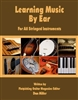 Learning Music By Ear For All Stringed Instruments -  Book and CD