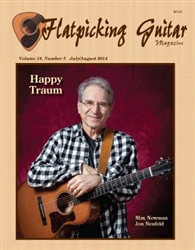 Flatpicking Guitar Magazine, Volume 18, Number 5