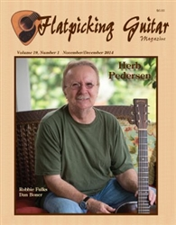 Flatpicking Guitar Magazine, Volume 19, Number 1