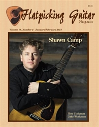 Flatpicking Guitar Magazine, Volume 19, Number 2