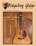 Flatpicking Guitar Magazine, Volume 19, Number 3