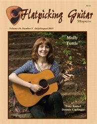 Flatpicking Guitar Magazine, Volume 19, Number 5