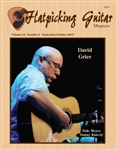 Flatpicking Guitar Magazine, Volume 19, Number 6
